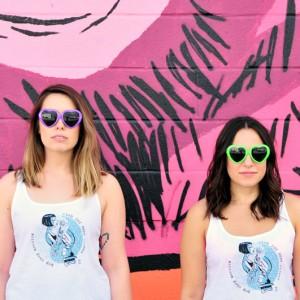 green-heart-and-purple-heart-sunglasses | Purple Heart Sunglasses and Green Heart Sunglasses | Cute Summer Accessories at Pop Shop America Fashion