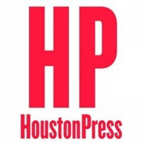 houston press logo | for the Pop Shop America press preview page