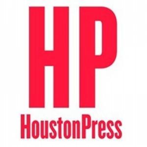 houston press logo | for the Pop Shop America press preview page
