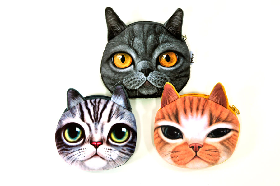 kittens-coin-purse | Cat pouches Shop Cat Coin Purse at Pop Shop America Online Fashion Website