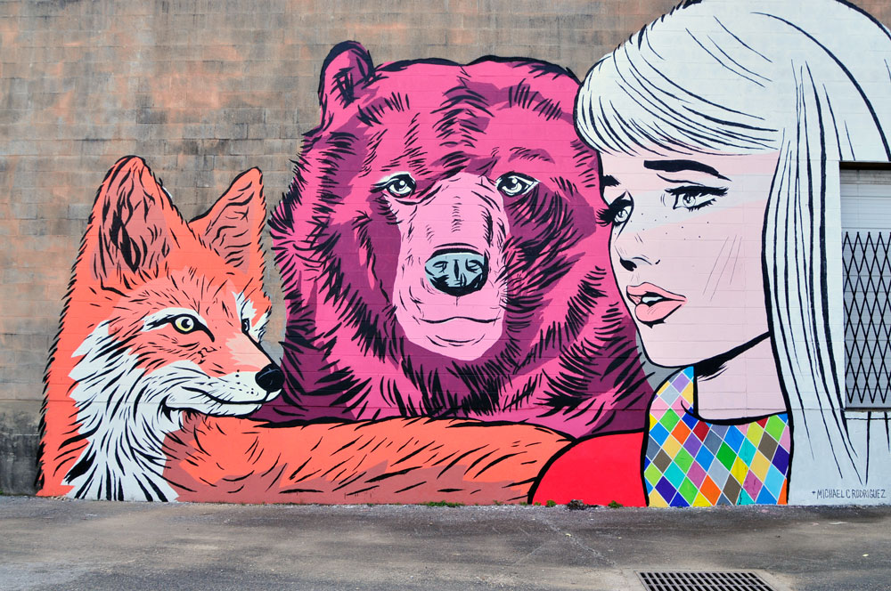 michael-rodriguez-mural-blank | Michael Rodriguez mural at Winter Street Studios 77007