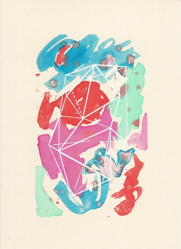 prints by houston based artist jessie vittoria