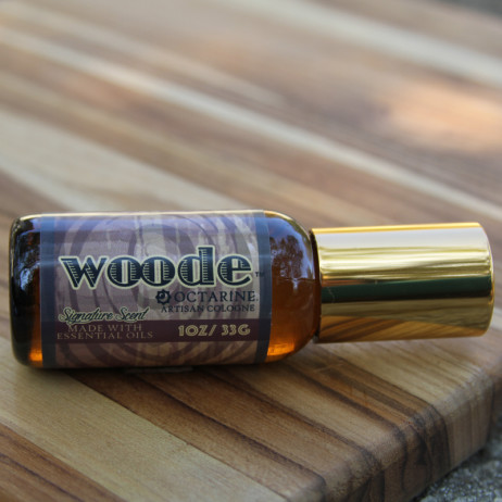 woode handmade cologne by octarine austin tx