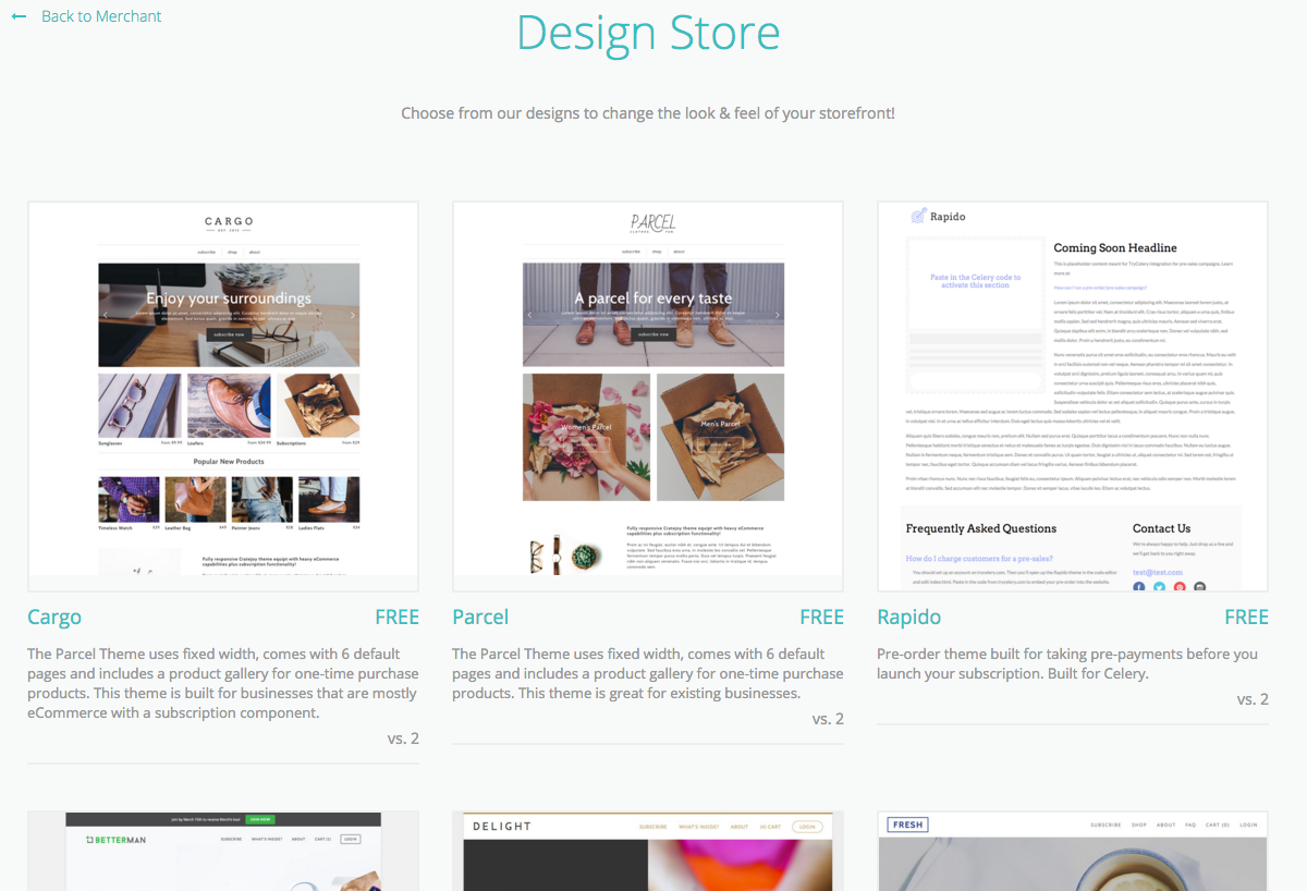 design your store feature in cratejoy | business tips