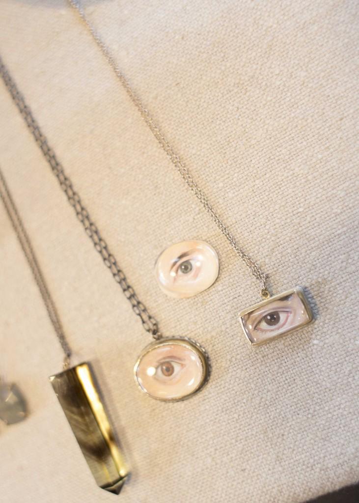 handmade jewelry at hudson river exchange craft show new york