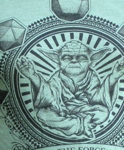 Shop Star Wars Yoda T-Shirts at Pop Shop America