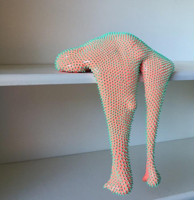 Dan Lam 'Knobby Knee' Sculpture
