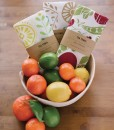 Cute Tea Towels with Fruit