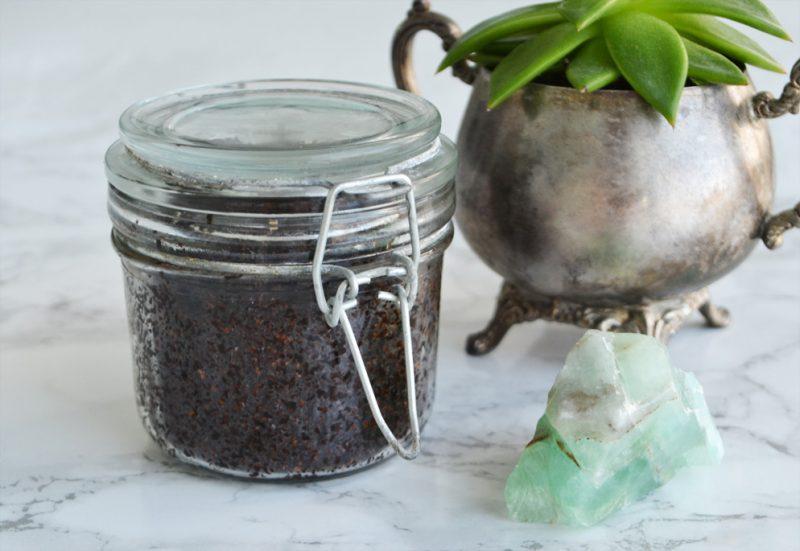 How to Make Smoothing Coffee Scrub DIY Tutorial
