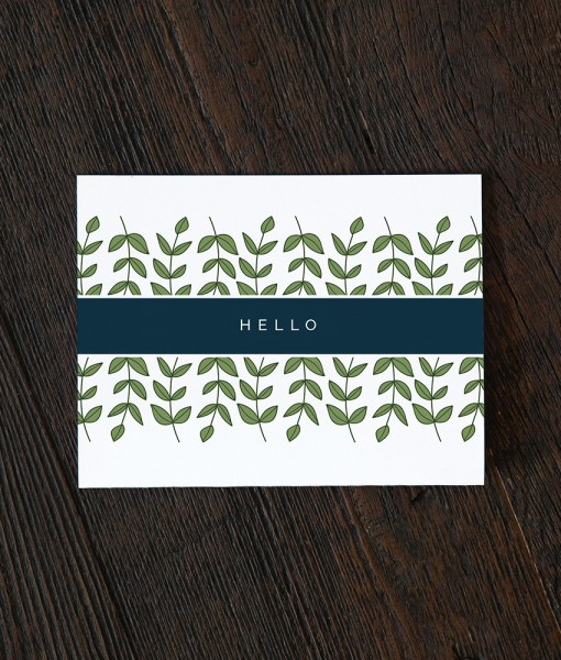 ivy and hello greeting card handmade greeting cards at pop shop america boutique