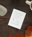 shop this craft 4 life greeting card at pop shop america handmade modern