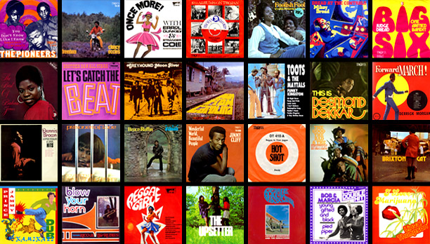 trojan records ska catalog