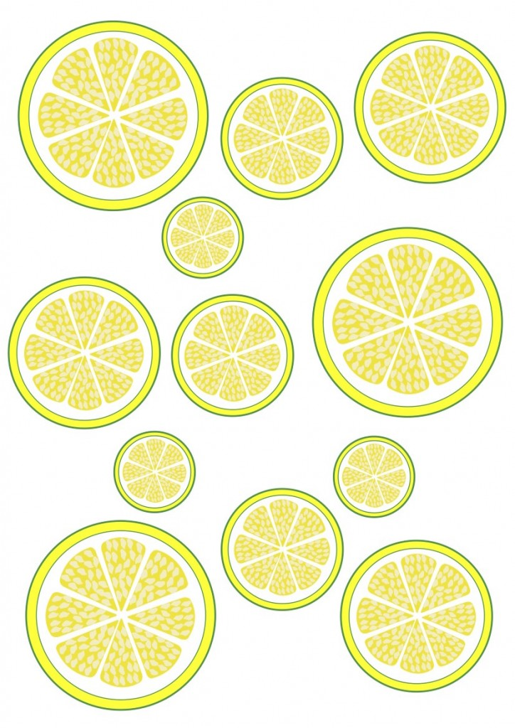 lemon printable free summer printables pop shop america