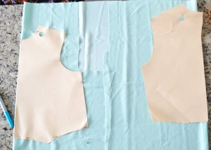 Sleeveless Shirt Tutorial