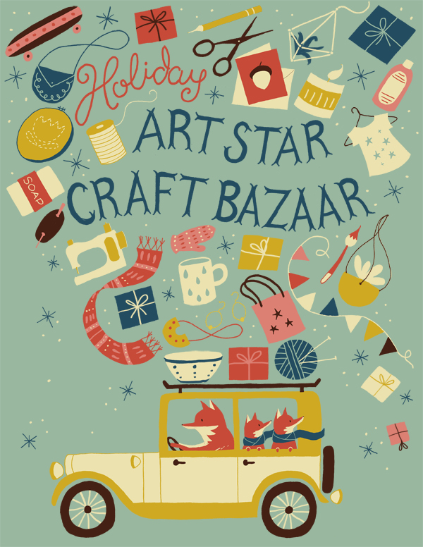 art star craft bazaar philadelphia