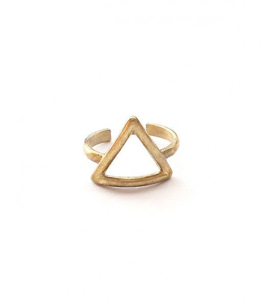 brass-triangle-ring-handmade-jewelry