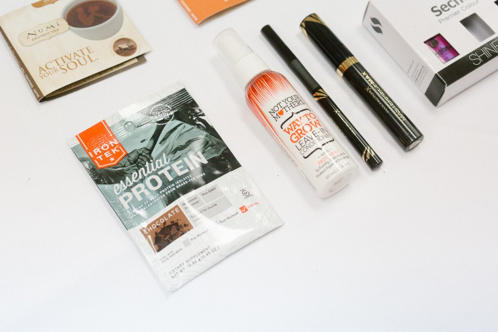 inside influenster's endless summer voxbox