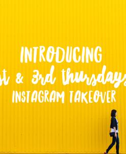 pop shop america instagram takeover
