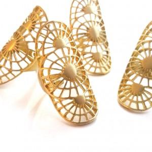 tribal-sunrays-brass-ring