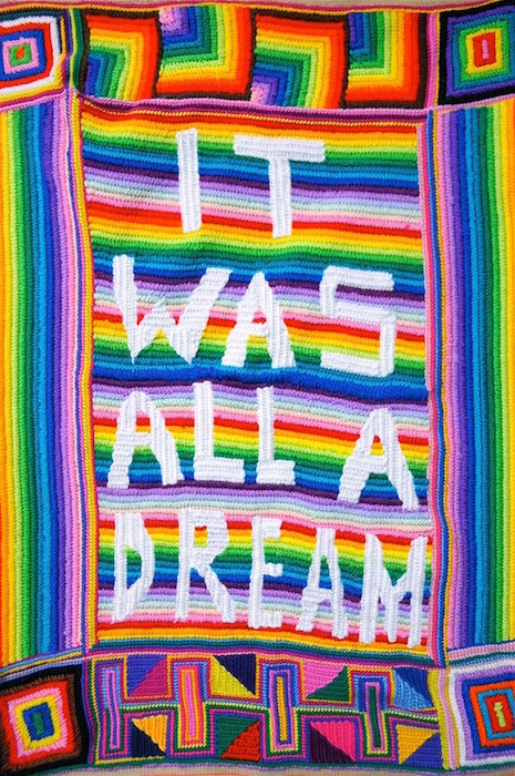 Paul Yore It Was All A Dream Art Image