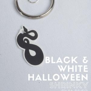 black and white halloween shrinky dink printables pop shop america