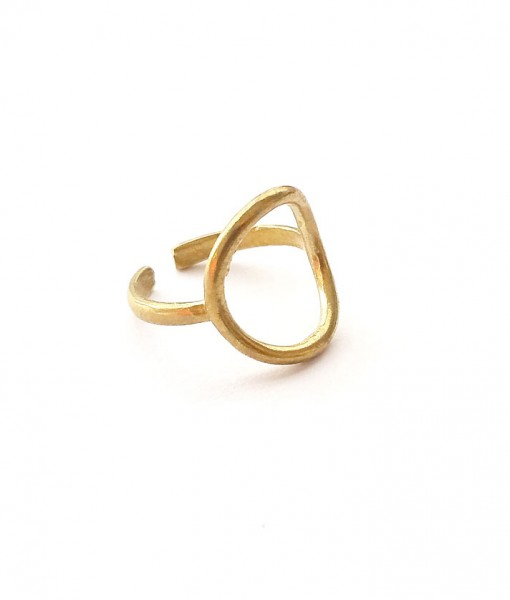 brass-circle-ring-handmade-jewelry
