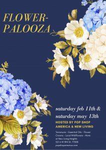 flowerpalooza houston valentine's event