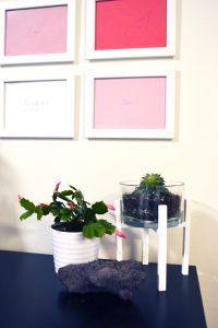 Home Decor Pink Ombre Pop Art Pop Shop America