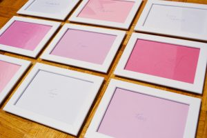 Easy Envelope Art Colorful Ombre Paper Ideas