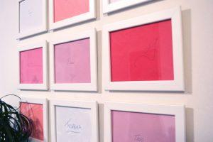Easy Envelope Art Make Prints from Envelopes DIY Pop Shop America