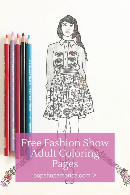 Online Coloring Book for Kids (Fashion Coloring Book): 40 fashion ... | 800x534