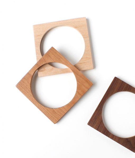wood-laser-cut-bracelet-square-shaped