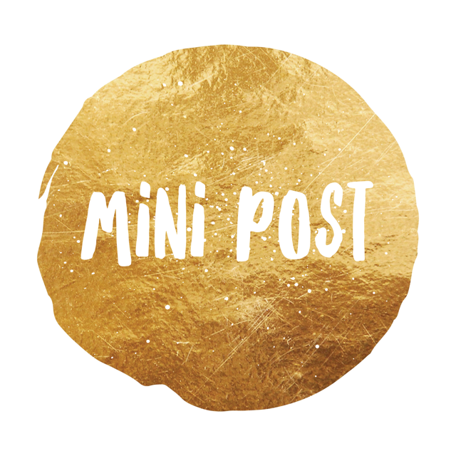 Mini Post Sponsored Blog Pop Shop America