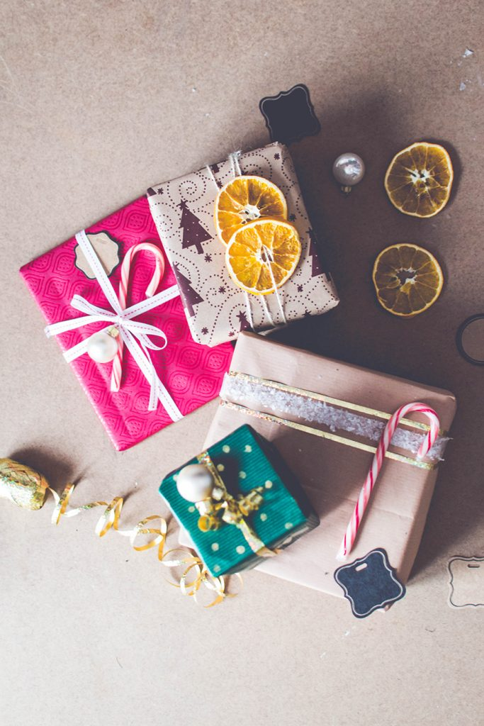 3 DIY Wrapping Ideas - Simple + Quick!