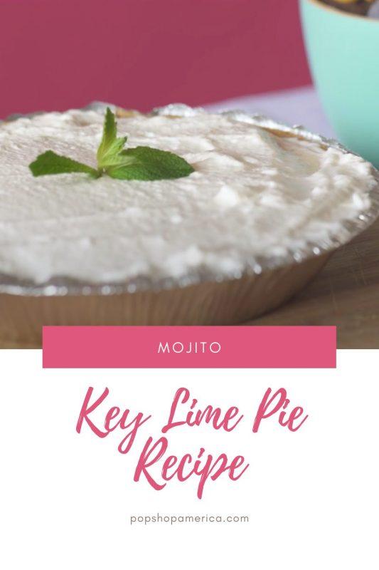 mojito key lime pie recipe pop shop america