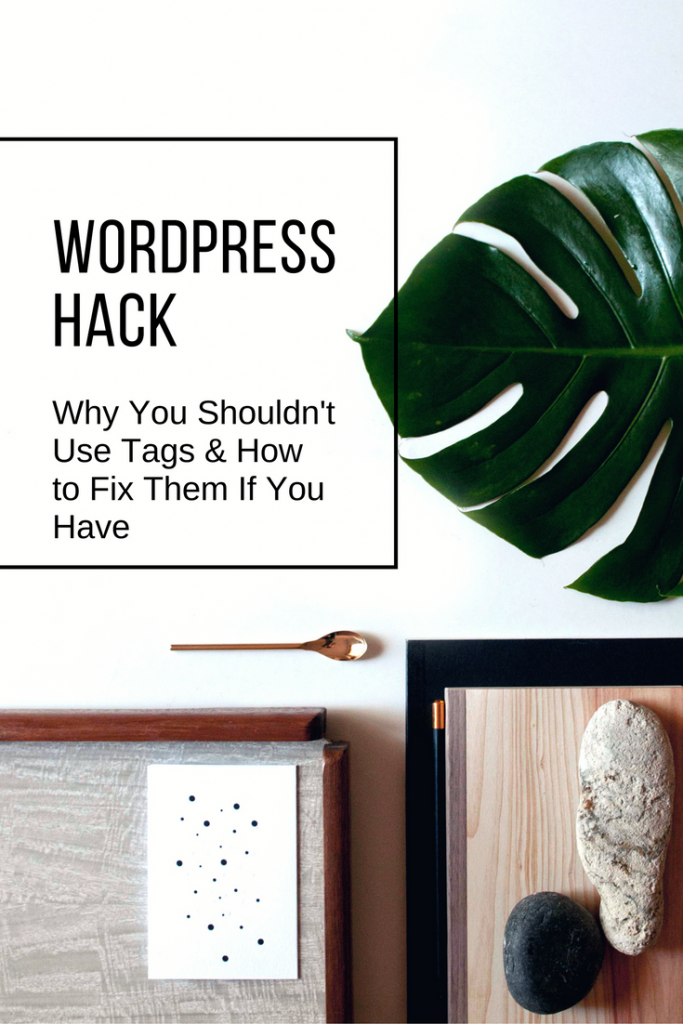 Wordpress Hack Why You Shouldn T Use Tags And What To Do