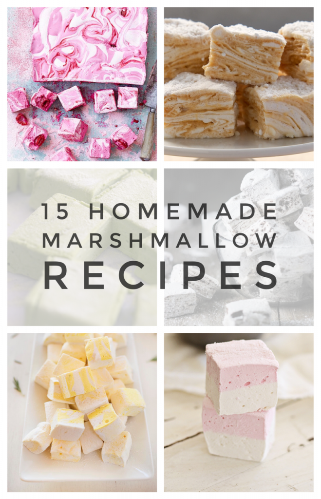 Gourmet Marshmallows Recipe Blog Dandk