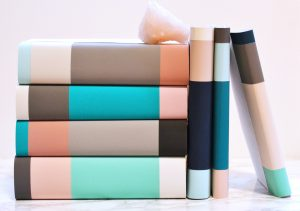 Style your Home DIYs - DIY Dust Jacket Book Covers