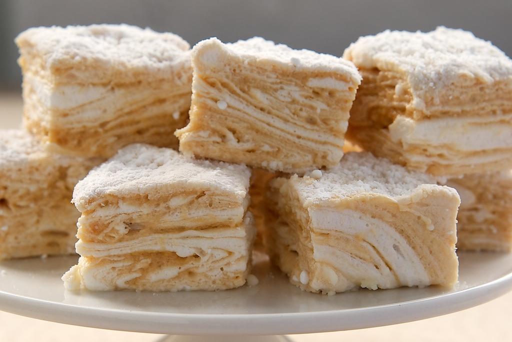 caramel swirl marshmallow recipe