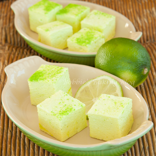 key lime pie marshmallows recipe