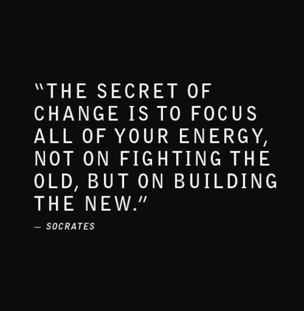 secret to change socrates quote pop shop america