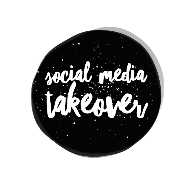social media takeover ad by pop shop america