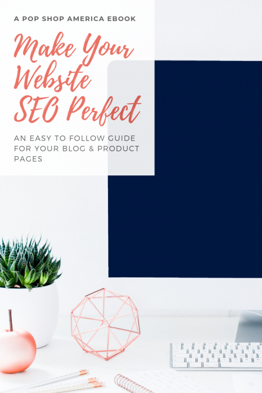 make your website seo perfect ebook pop shop america
