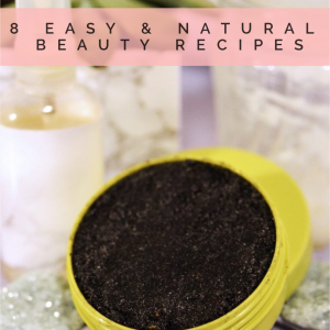 8 easy and natural body care recipes pop shop america
