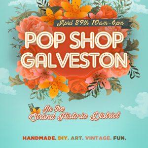 Popshop_Galvestion_ Handmade Shopping Craft Fair