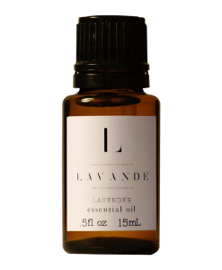 handcrafted lavender essential oil by lavande