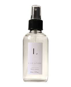 lavender linen spray by lavande
