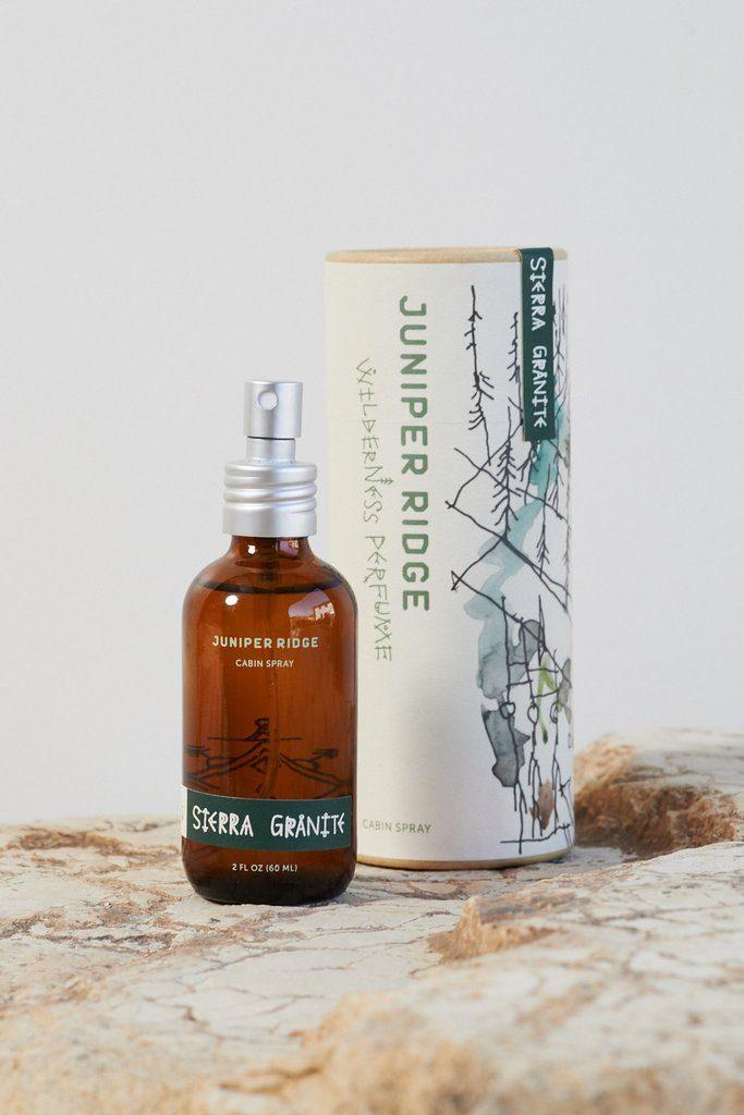 sierra granite cabin spray essential oil mist