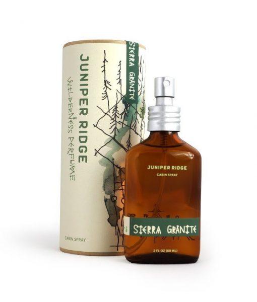 sierra granite essential oil mist by juniper ridge