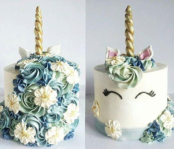 unicorn cake spring crafts inspiration